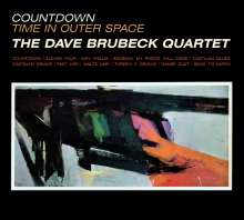 Dave Brubeck (1920-2012): Countdown: Time In Ounter Space, CD