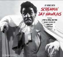 Screamin' Jay Hawkins: At Home With Screamin' Jay Hawkins (+15 Bonus Tracks), CD