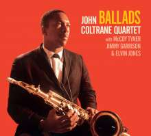 John Coltrane (1926-1967): Ballads (+ 7), CD
