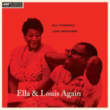 Louis Armstrong & Ella Fitzgerald: Ella & Louis Again (remastered) (180g) (Limited Edition), LP