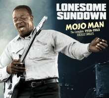 Lonesome Sundown: Mojo Man: The Complete 1956 - 1963 Excello Singles (Limited Edition), CD