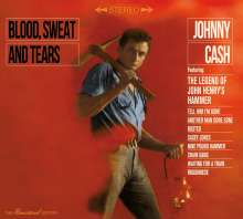 Johnny Cash: Blood, Sweat And Tears / Now Here's Johnny Cash (Limited Edition), CD