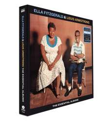 Louis Armstrong & Ella Fitzgerald: The Essential Albums (Box Set) (180g) (Limited Edition), 3 LPs