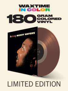 Muddy Waters: The Best Of Muddy Waters (180g) (Limited Edition) (Semi Translucent Brown Vinyl), LP