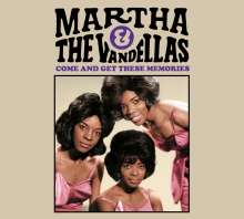Martha Reeves: Come And Get These Memories (Limited Edition), CD