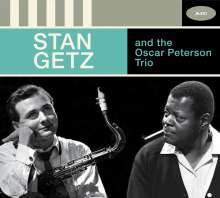 Stan Getz & Oscar Peterson: And The Oscar Peterson Trio: The Complete Session (Limited Edition), CD