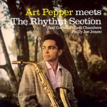 Art Pepper (1925-1982): Meets The Rhythm Section (180g) (Limited Edition) (Yellow Vinyl), LP