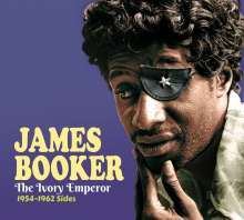 James Booker: The Ivory Emperor 1954 - 1962 Sides, CD