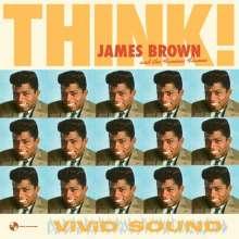 James Brown: Think! + 2 Bonus Tracks (180g) (Limited-Edition), LP
