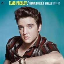 Elvis Presley (1935-1977): Number One U.S. Singles 1956 - 1962 (180g)  (+ 1 Bonus Track), LP