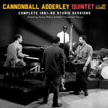 Cannonball Adderley & Joe Zawinul: Complete 1961 - 1962 Studio Sessions, 2 CDs