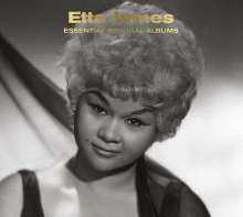 Etta James: Essential Original Albums (Deluxe Edition), 3 CDs