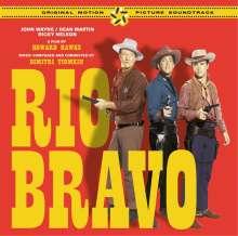 Dimitri Tiomkin (1894-1979): Filmmusik: Rio Bravo (OST) + 8 Bonus Tracks, 2 CDs