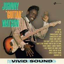 Johnny 'Guitar' Watson: Johnny Guitar Watson (+4 Bonustracks) (180g) (Limited Edition), LP