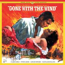 Max Steiner (1888-1971): Filmmusik: Gone With The Wind - The Complete Original Soundtrack (180g) (Limited Edition), LP