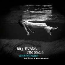 Bill Evans & Jim Hall: Undercurrent: The Stereo & Mono Versions (remastered) (180g) (Limited Edition) + 2 Bonus Tracks, 2 LPs