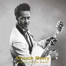 Chuck Berry: Essential Original Albums, 3 CDs