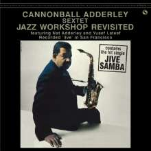 Cannonball Adderley (1928-1975): Jazz Workshop Revisited (remastered) (180g) (Limited-Edition) (Clear Vinyl), LP