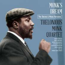 Thelonious Monk (1917-1982): Monk's Dream: The Stereo & Mono Versions (+ 10 Bonustracks (Limited Edition), 2 CDs