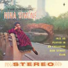 Nina Simone (1933-2003): Little Girl Blue (180g) (Green Vinyl), 1 LP und 1 Single 7""