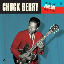 Chuck Berry: New Juke Box Hits (+4 Bonus Tracks) (180g) (Limited-Edition), LP