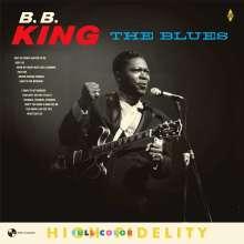 B.B. King: Blues (180g) (Limited-Edition) +4 Bonus Tracks, LP