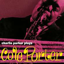 Charlie Parker (1920-1955): Charlie Parker Plays Cole Porter (180g) (Limited Edition) (Yellow Vinyl) +4 Bonus Tracks, LP