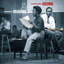 Sarah Vaughan & Clifford Brown: Sarah Vaughan With Clifford Brown / Sarah Vaughan, CD