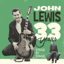 John Lewis (R'n'R): 33 Years Stage By Stage (Limited-Edition), 2 LPs