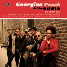 Georgina Peach & The Savoys: I'm On My Way, LP
