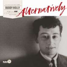 Buddy Holly: Alternatively (Red Vinyl), LP