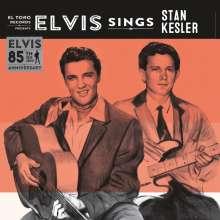 """Elvis Presley (1935-1977): Sings Stan Kesler (Colored Vinyl), Single 7"""""""