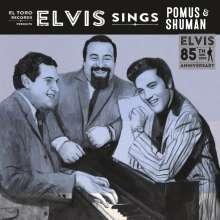 """Elvis Presley (1935-1977): Sings Pomus & Shuman (Colored Vinyl), Single 7"""""""