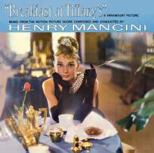 Henry Mancini (1924-1994): Filmmusik: Breakfast At Tiffany's, CD