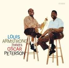 Louis Armstrong & Oscar Peterson: Louis Armstrong Meets Oscar Peterson (18 Tracks), CD