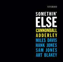 Cannonball Adderley (1928-1975): Somethin' Else / Sophisticated Swing (Limited-Edition), CD
