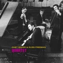 Chet Baker & Russ Freeman: Quartet (180g) (Limited Deluxe Edition), LP