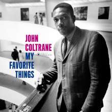 John Coltrane (1926-1967): My Favorite Things (180g) (Limited Edition) (William Claxton Collection), LP