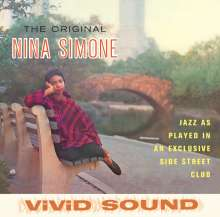 Nina Simone (1933-2003): Little Girl Blue +5, CD