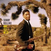 Sonny Rollins (geb. 1930): Way Out West (180g) (Limited Edition) (William Claxton Collection), LP