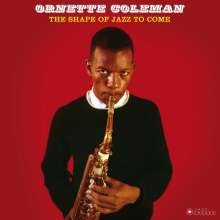 Ornette Coleman (1930-2015): Shape Of Jazz To Come (Jazz Images), CD