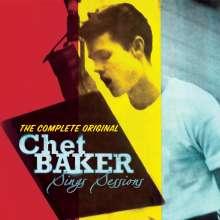 Chet Baker (1929-1988): The Complete Original Chet Baker Sings Sessions (Limited Edition), CD