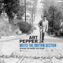 Art Pepper (1925-1982): Art Pepper Meets The Rhythm Section (180g) (Limited Edition) (William Claxton Collection), LP