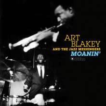 Art Blakey (1919-1990): Moanin' (180g) (Limited-Edition), LP
