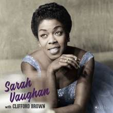 Sarah Vaughan & Clifford Brown: Sarah Vaughan With Clifford Brown (180g) (Limited Edition), LP