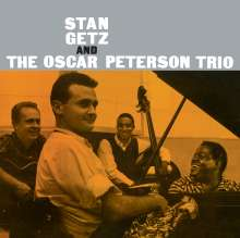 Stan Getz & Oscar Peterson: Stan Getz & The Oscar Peterson Trio +1 (Limited-Edition), CD
