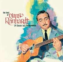 Django Reinhardt (1910-1953): The Best Of Django Reinhardt (Limited-Edition), CD
