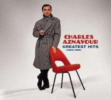 Charles Aznavour (1924-2018): Greatest Hits (1952 - 1962), CD