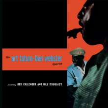 Art Tatum & Ben Webster: The Art Tatum-Ben Webster Quartet (+5) (Limited-Edition), CD