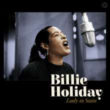 Billie Holiday (1915-1959): Lady In Satin (180g) (Limited Edition), LP